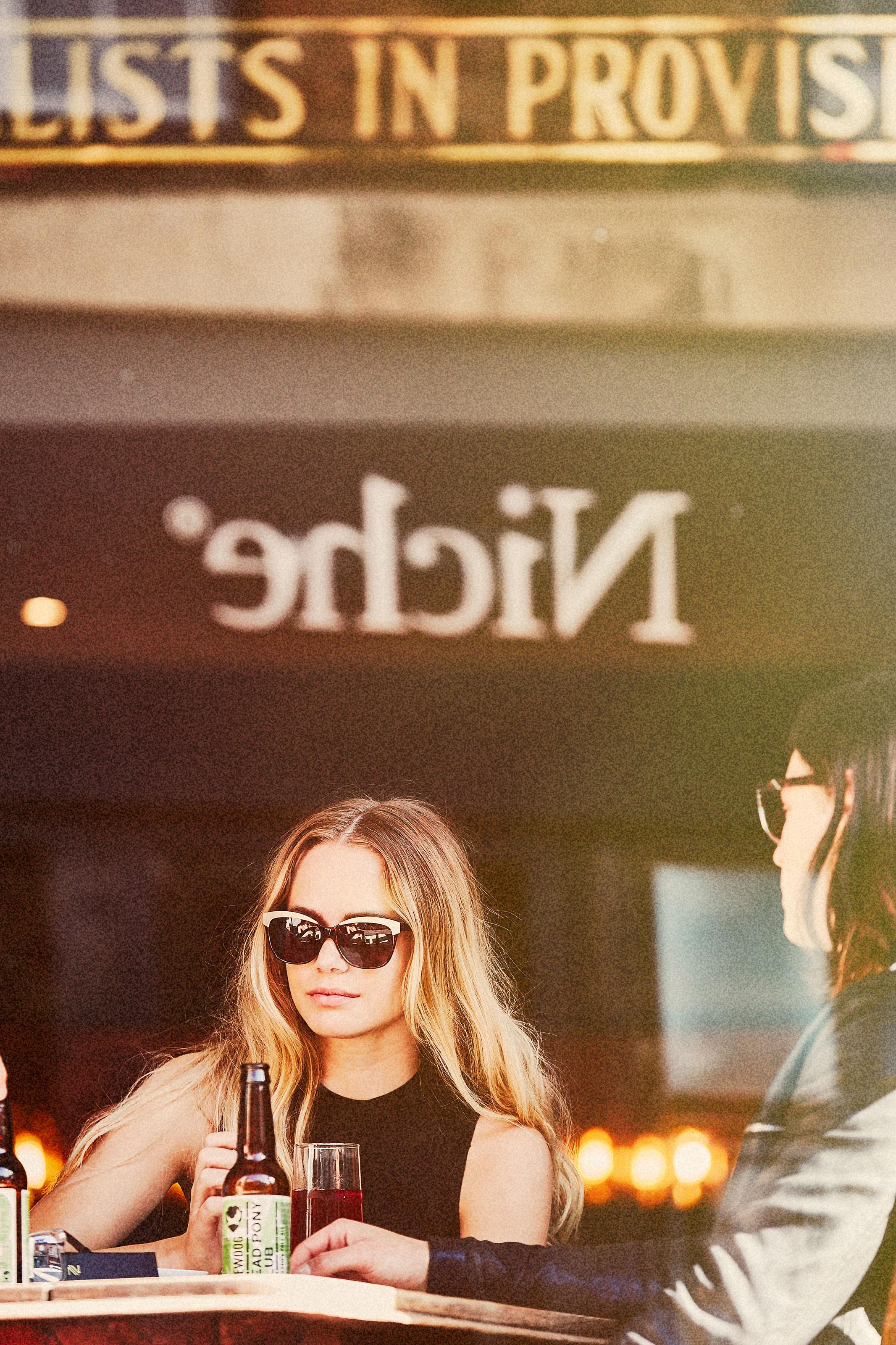 Not in Love Sunglasses