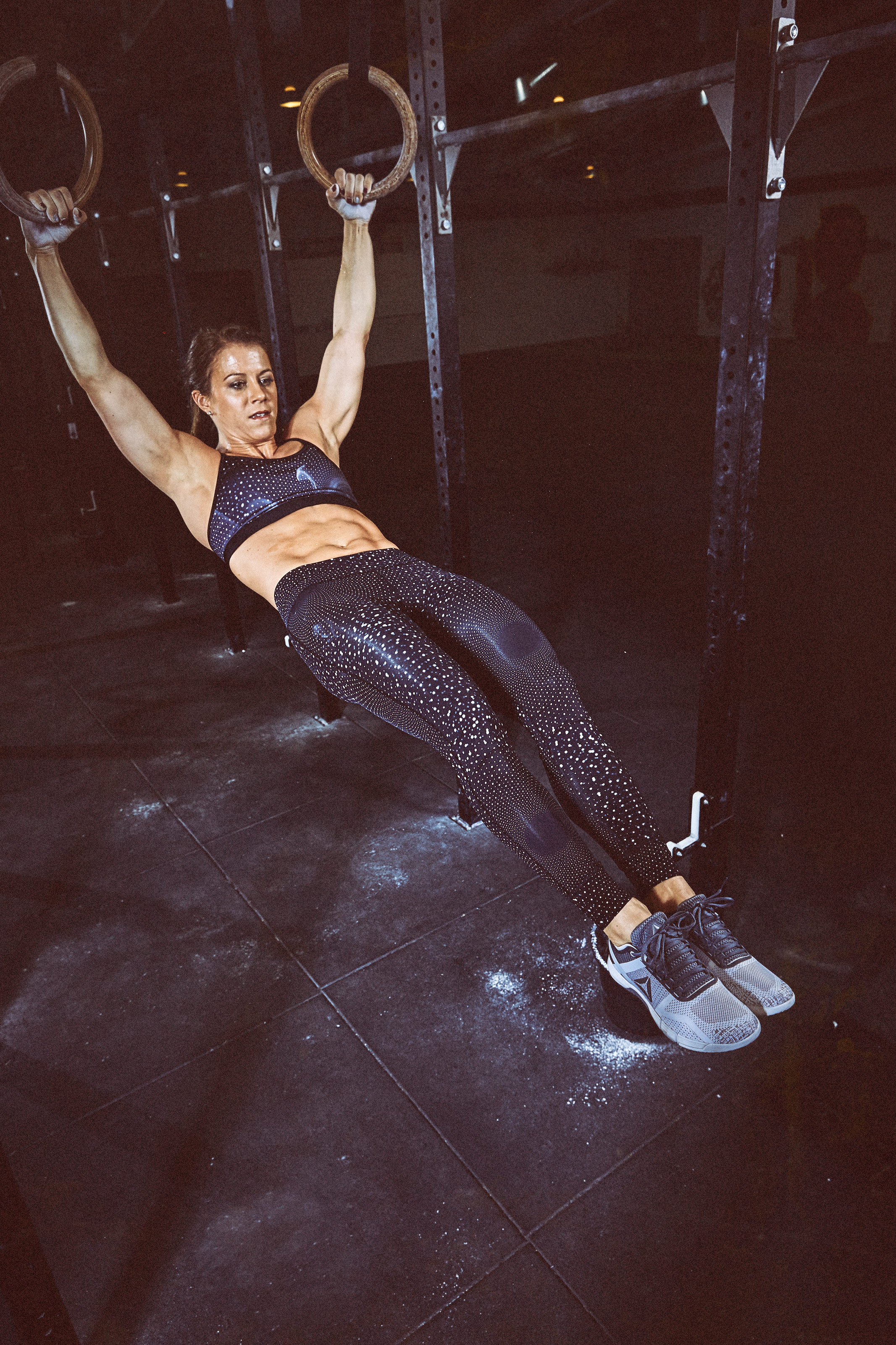 Kristin Holte for Reebok Crossfit