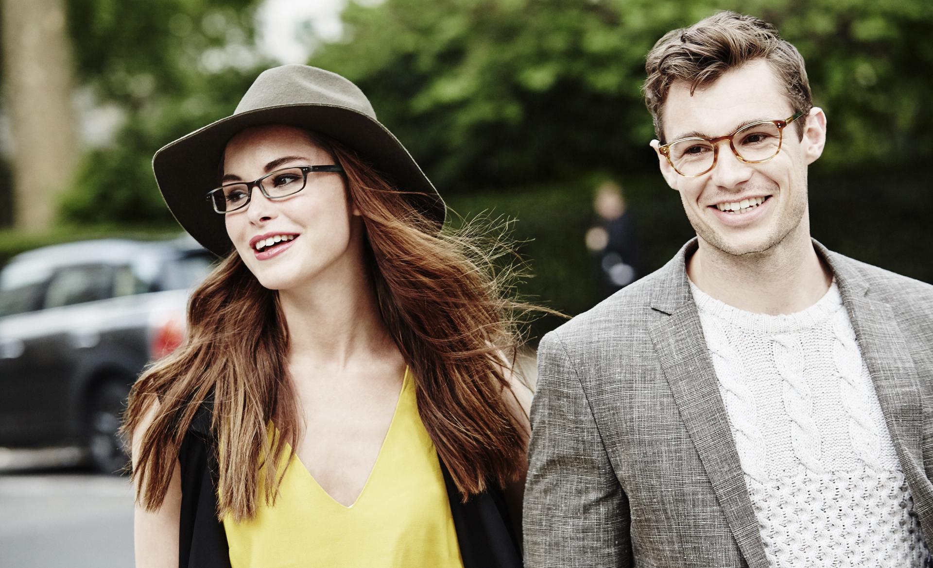 Walter and Herbert Eyewear Campaign
