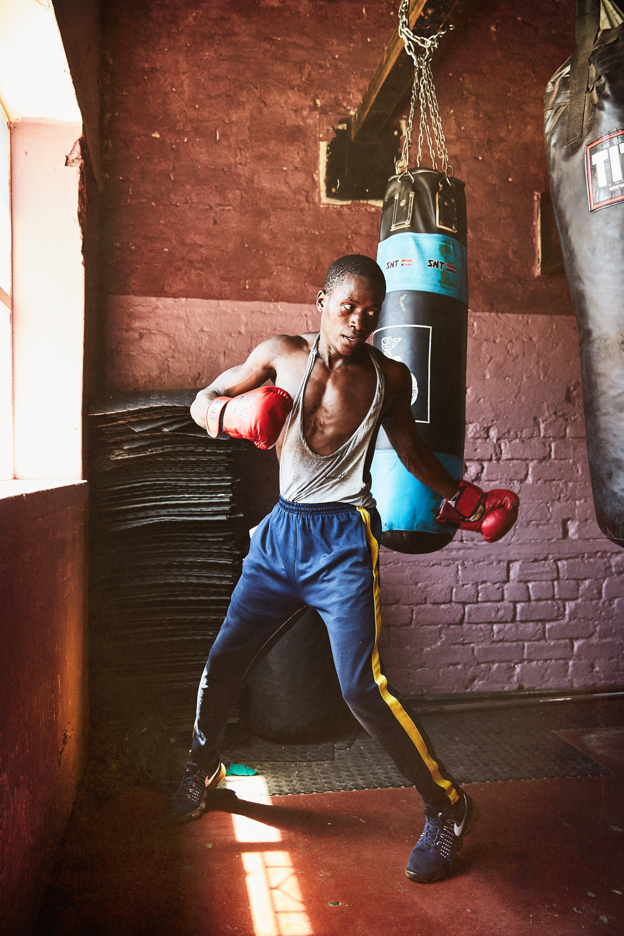 Boxing South Africa