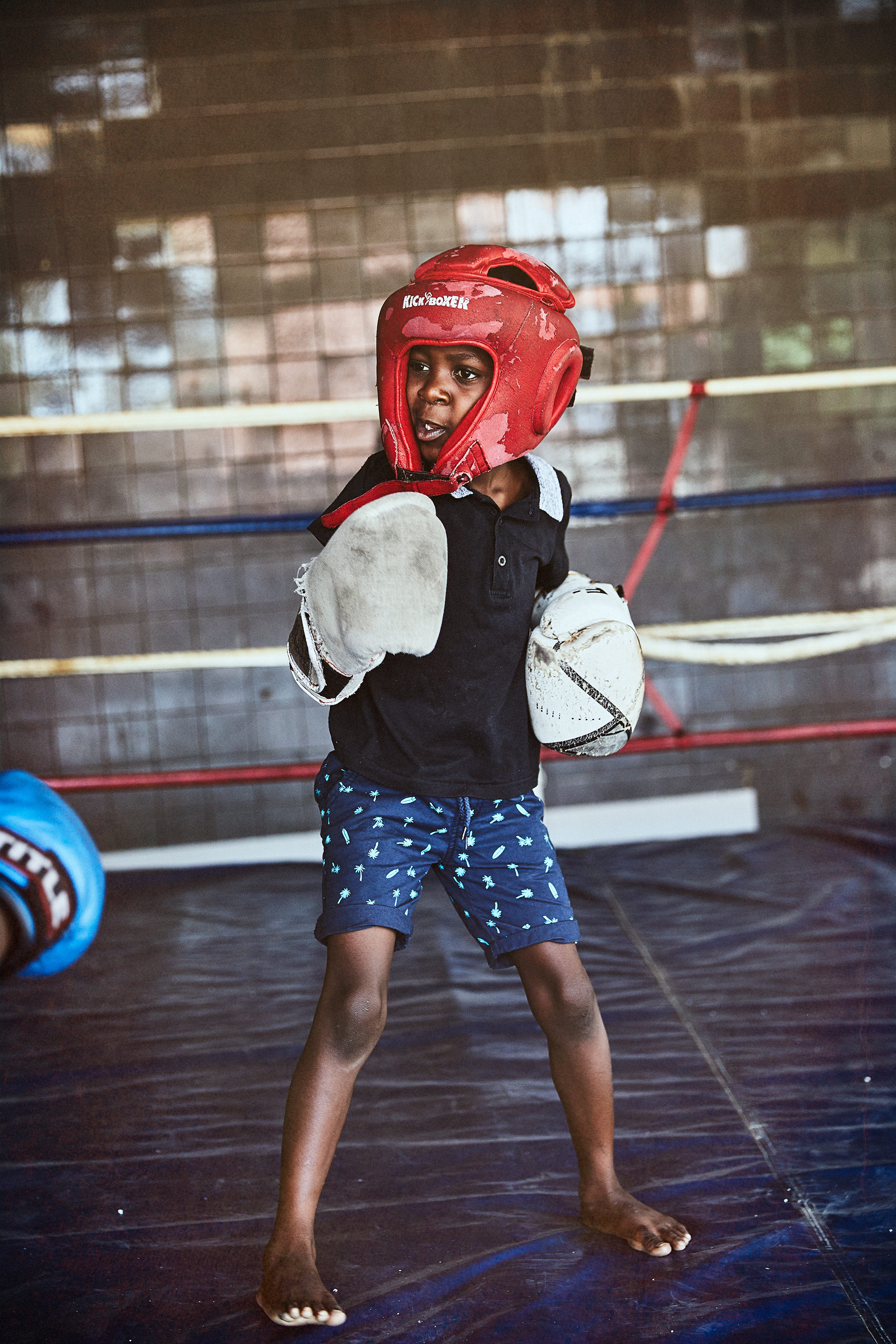 Boxing Hillbrow