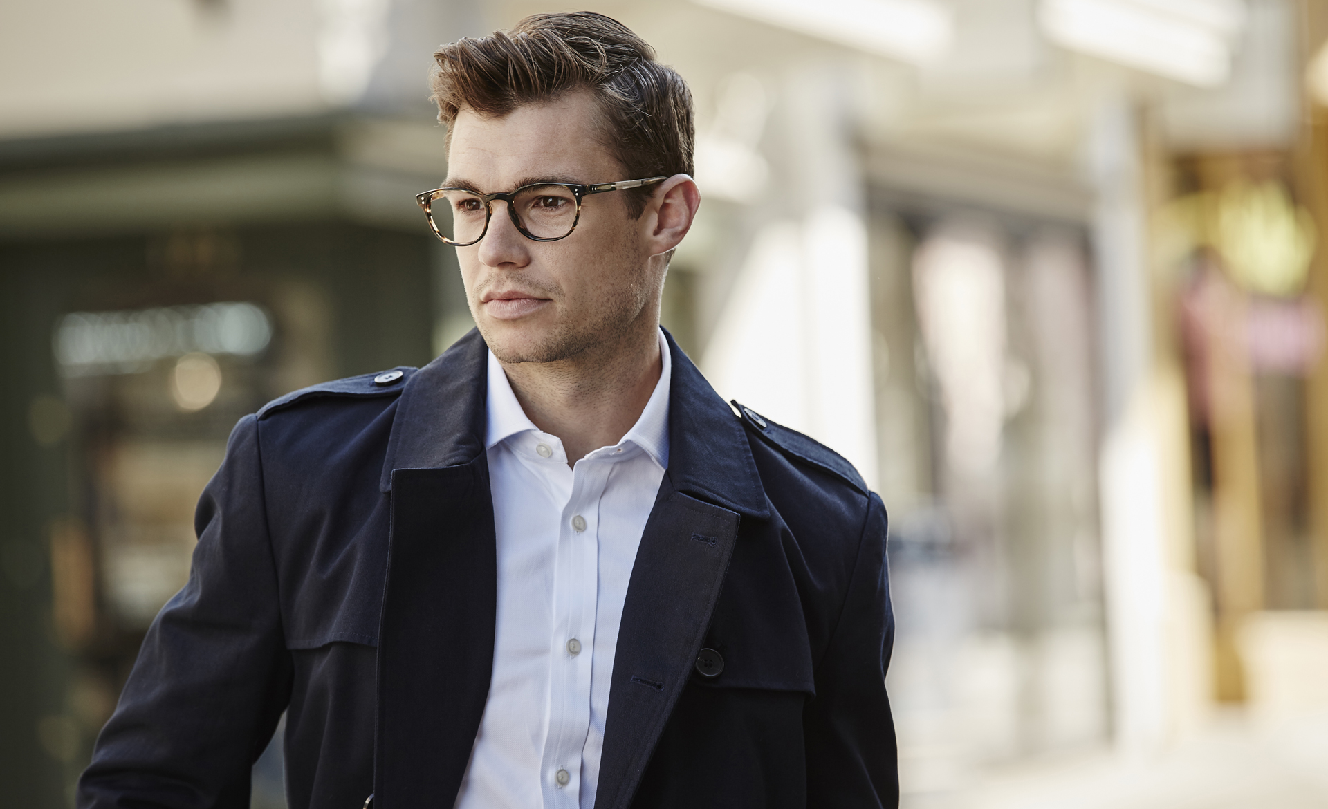 Walter and Herbert Eyewear Campaign